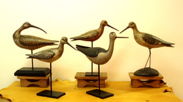Gibian Stick Decoys