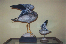 Gibian Yellowlegs Decoy